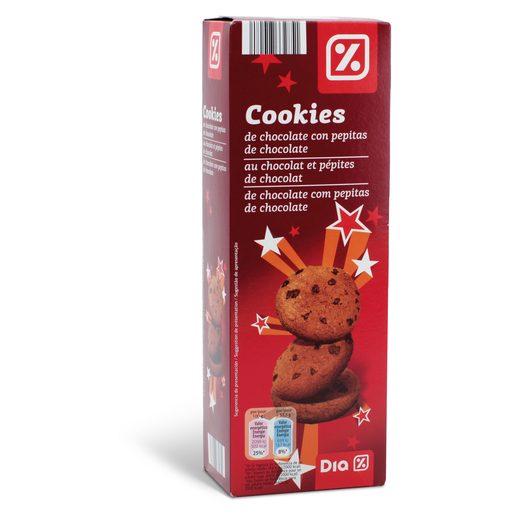 DIA Bolachas Cookies de Chocolate 200 g