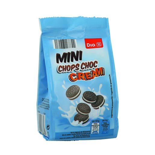 DIA Mini Bolachas de Cacau Recheadas de Creme 100 g