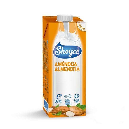 SHOYCE Bebida de Amêndoa 1 L