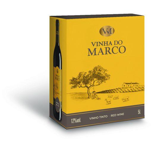 VINHA DO MARCO Vinho Tinto Bag In Box 5 L