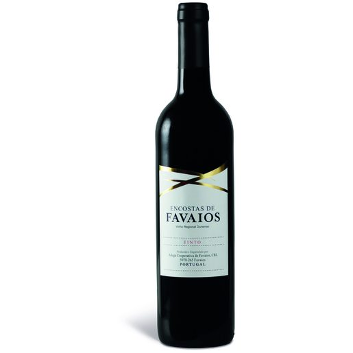 ENCOSTAS DE FAVAIOS Vinho Tinto Doc Duriense 750 ml