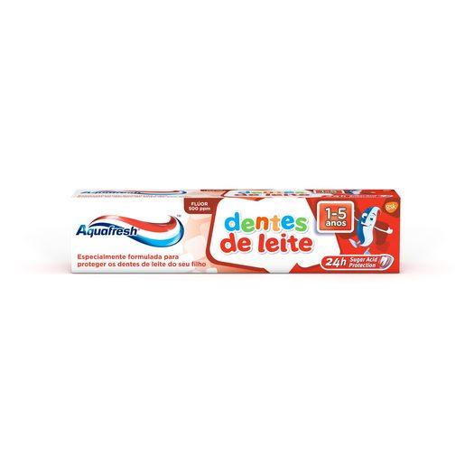 AQUAFRESH Pasta de Dentes de Leite 50 ml