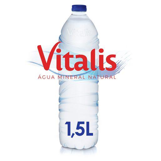 VITALIS Água Sem Gás 1,5 L