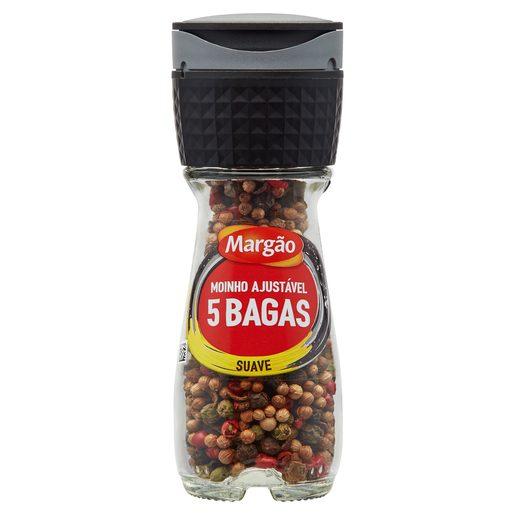 MARGÃO Moinho de 5 Bagas 24 g
