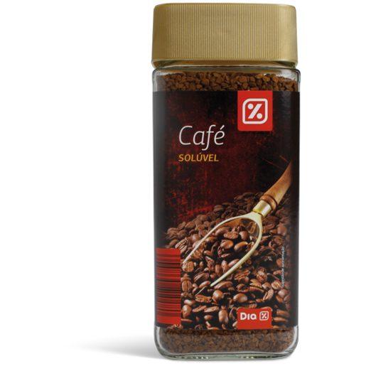 DIA Café LiofilizadO 100 g