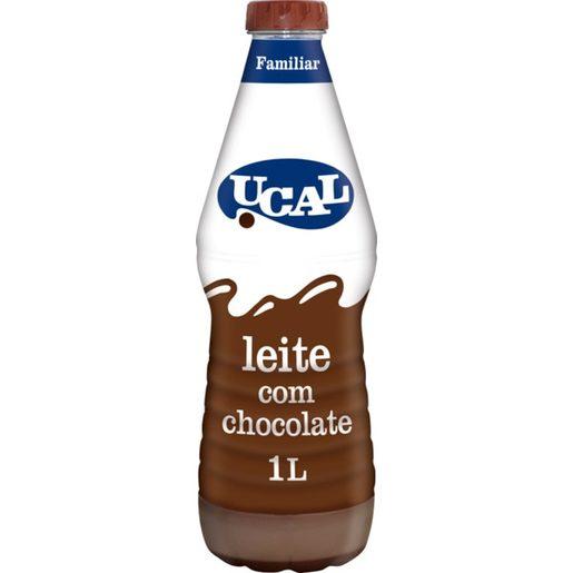 UCAL Leite com Chocolate 1 L