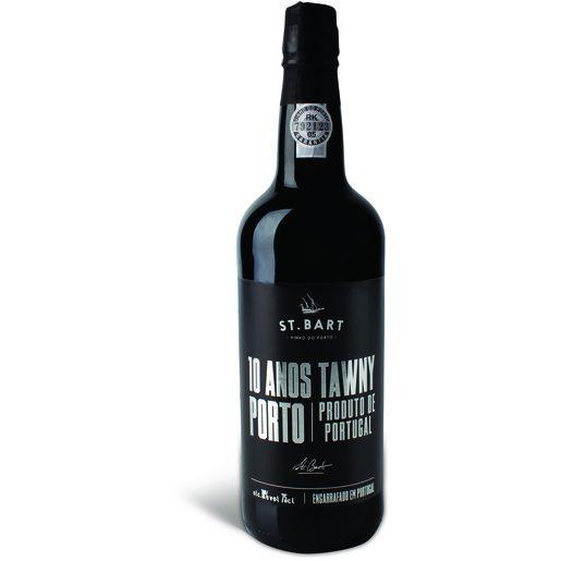 ST. BART Vinho Do Porto Tawny 10 Anos 750 ml