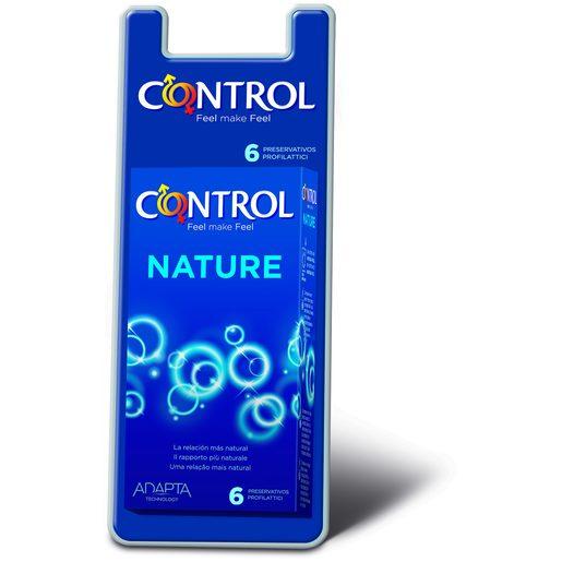 CONTROL Preservativos Nature 6 Un