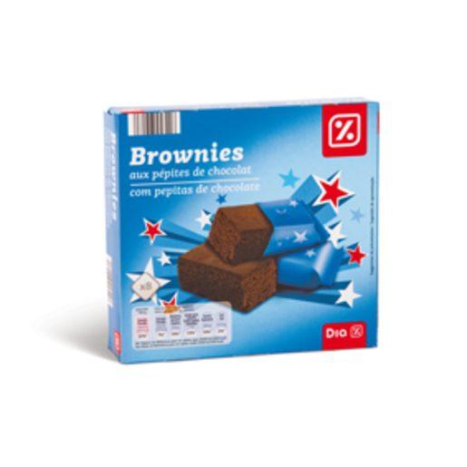 DIA Brownies com Pepitas de Chocolate 240 g