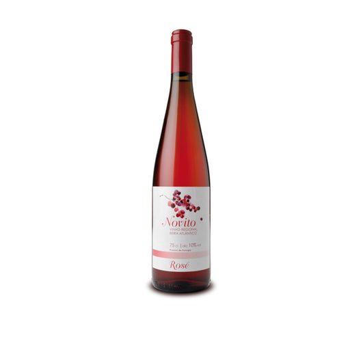 NOVITO Vinho Rosé Regional Beira 750 ml