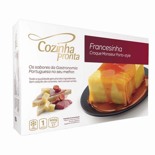 COZINHA PRONTA Francesinha 400 g