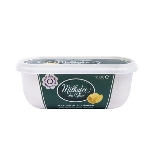 MILHAFRE Manteiga Dos Açores 250 g