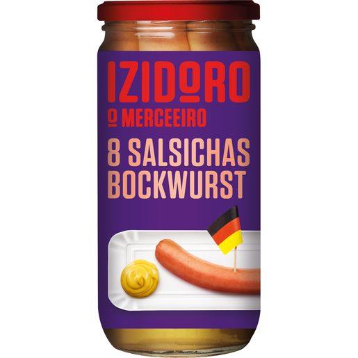 IZIDORO Salsichas Bockwurst 8 Un