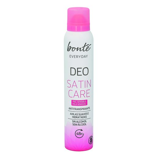 BONTÉ Desodorizante Spray Satin Care Everyday 200 ml