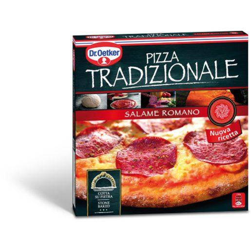 DR. OETKER Pizza Tradizionale Salame Romana 370 g