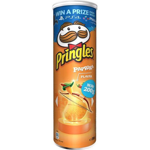 PRINGLES Paprika 200 g