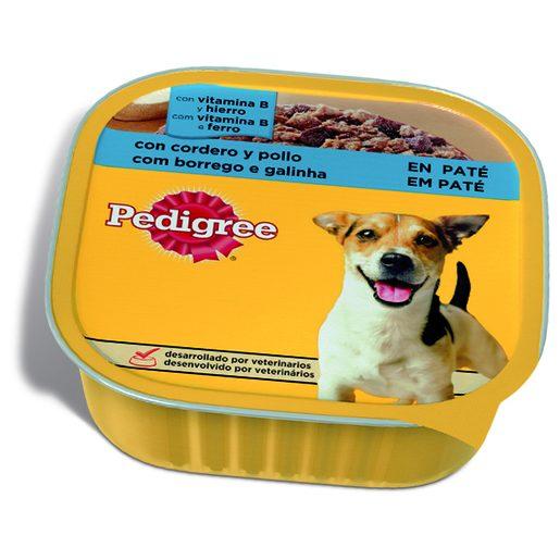 PEDIGREE Terrina Com Alimentação Húmida Para Cão 300 g