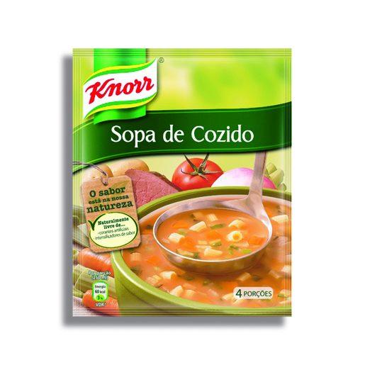 KNORR Sopa Cozido à Portuguesa 69 g