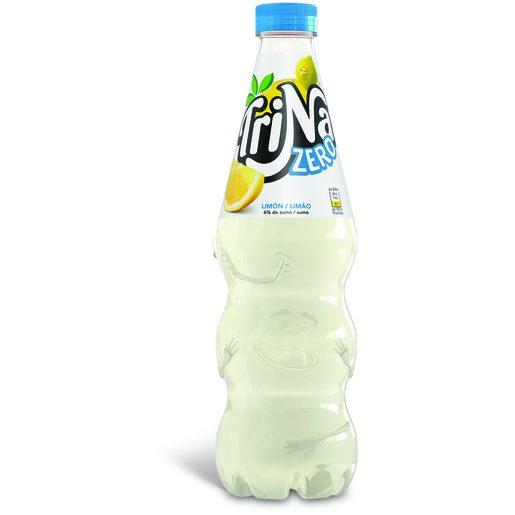 TRINA ZERO Refrigerante Sem Gás Limão 1,5 L