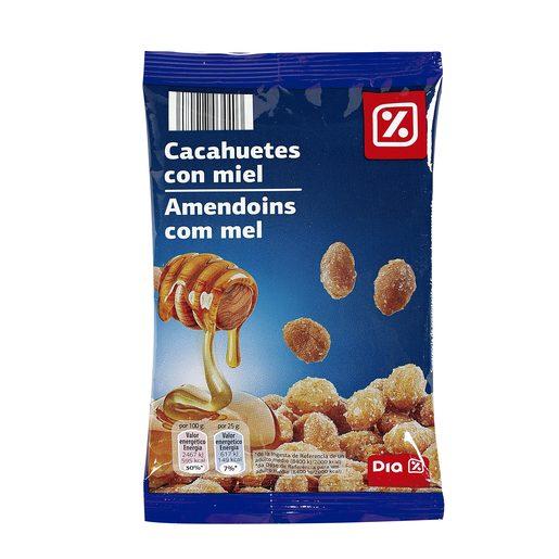 DIA Amendoins com Mel 125 g