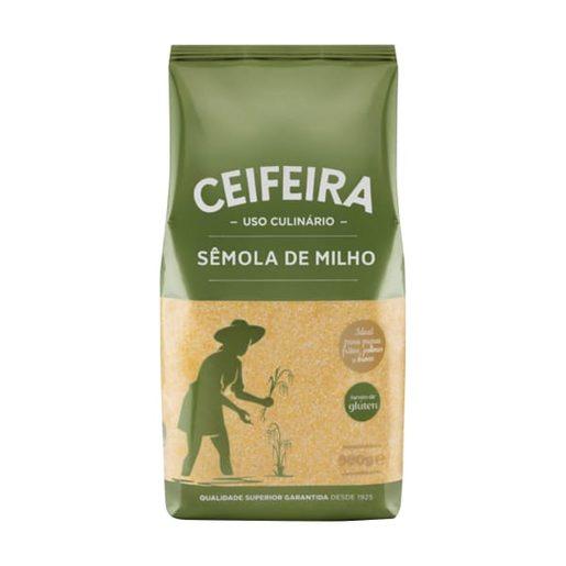CEIFEIRA Sêmola de Milho 500 g