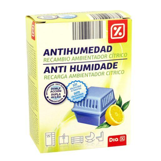 DIA Recarga Anti-humidade Limão 250 ml