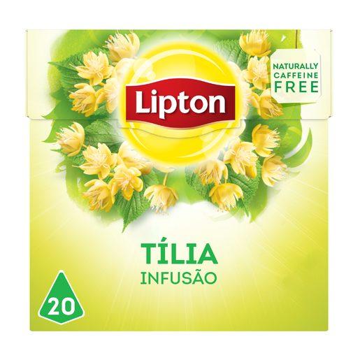 LIPTON Chá Tília Pyramid 20 Un