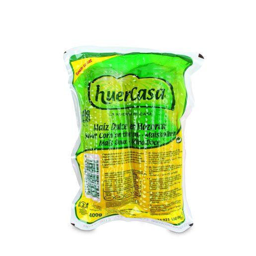 HUERCASA Maçaroca de Milho Doce Embalada 400 g