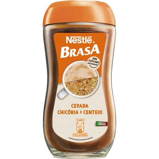 BRASA Bebida de Cererais Cevada Chicória e Centeio 200 g