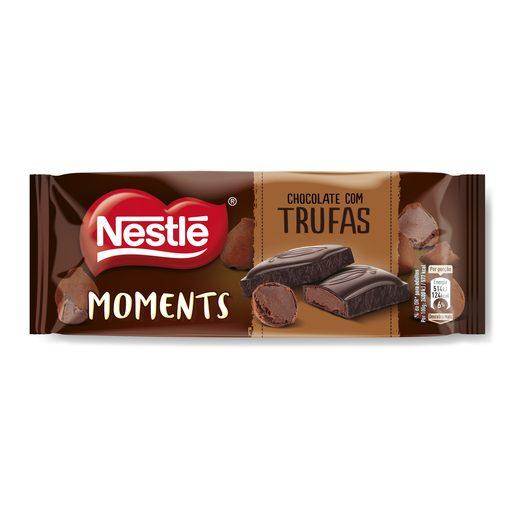 NESTLÉ Tablete de Chocolate de Preto com Trufa 100 g