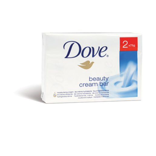 DOVE Sabonete Regular 2x75 g
