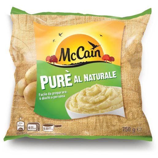 MCCAIN Puré de Batata Congelado 750 g