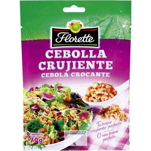 FLORETTE Cebola Frita Embalada 70 g