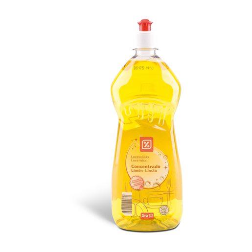 DIA Detergente Loiça Concentrado Limão 1 L