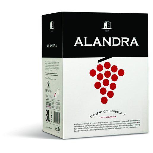 ALANDRA Vinho Tinto Bag In Box 3 L