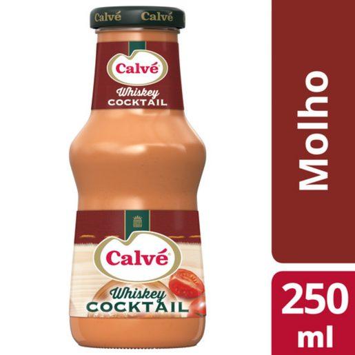 CALVÉ Molho de Whisky Cocktail 258 g