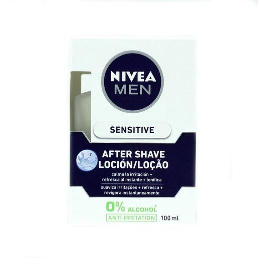 NIVEA MEN After Shave Bálsamo Sensitive 100 ml