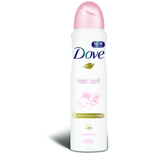 DOVE Desodorizante Spray Talco 150 ml