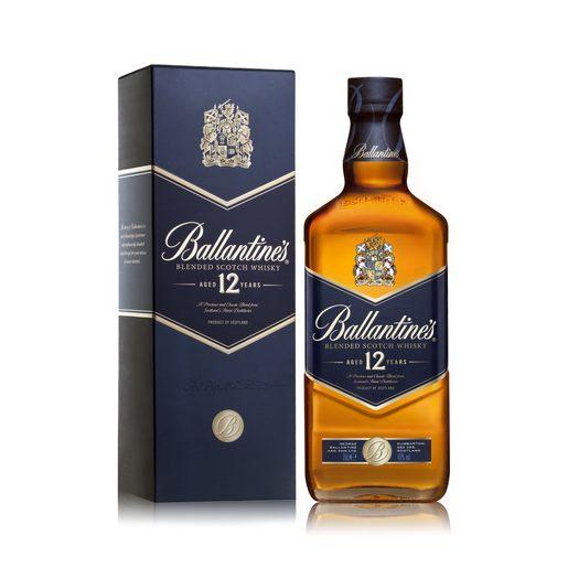 BALLANTINE'S Whisky Escocês 12 Anos 700 ml
