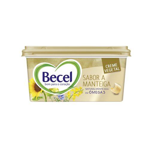 BECEL Margarina Sabor A Manteiga 450 g