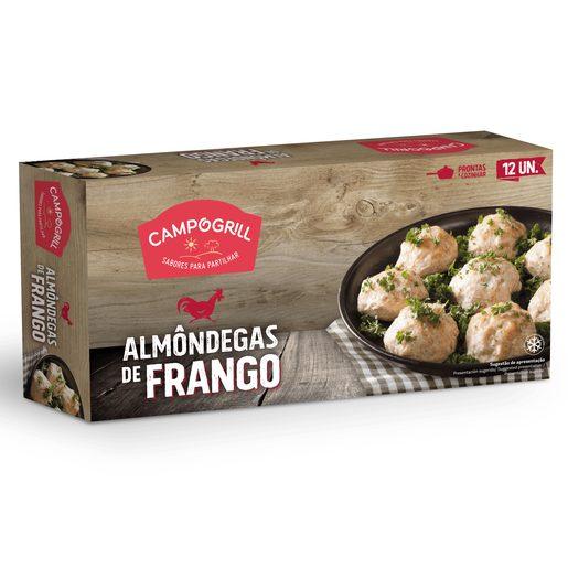CAMPOGRILL Almôndegas de Frango 360 g