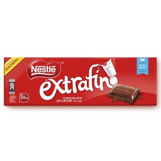 NESTLÉ Tablete de Chocolate de Leite Extrafino 270 g