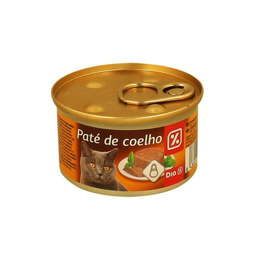 DIA Paté Coelho para Gato 85 g