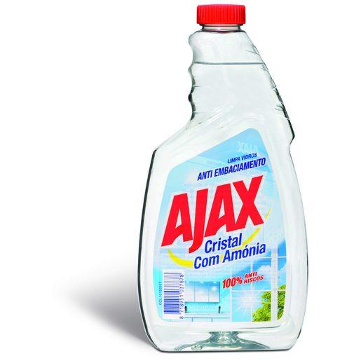 AJAX Recarga Limpa Vidros 500 ml