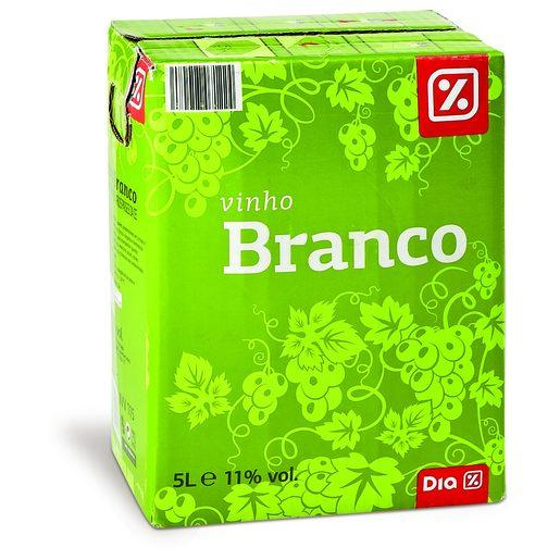 DIA Vinho Branco Bag In Box 5 L