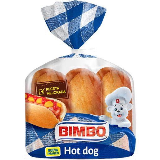 BIMBO Pão Hot Dog 330 g