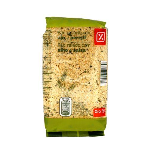 DIA Pão Ralado Alho e Salsa 250 g