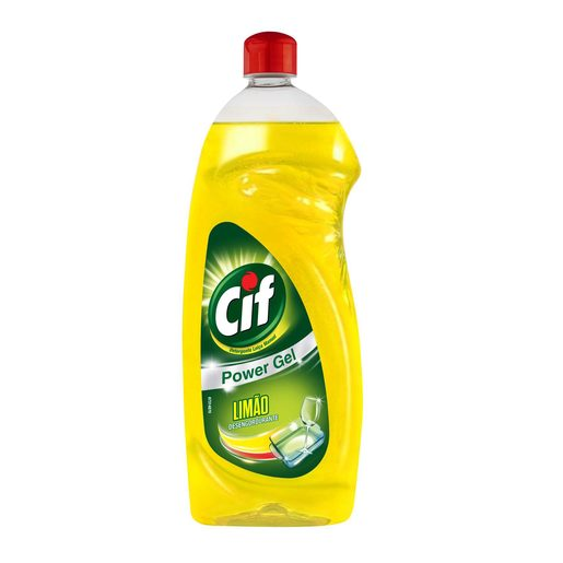CIF Detergente Manual Loiça Limão 1 L