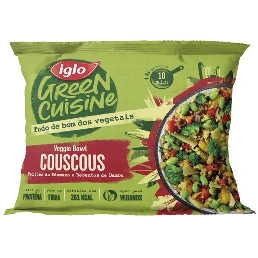 IGLO Veggie Bowl de Couscous 350 g