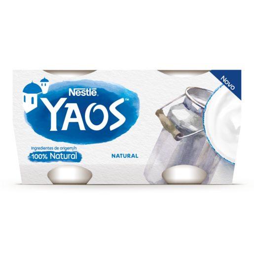 YAOS Iogurte Grego Natural 4x110 g